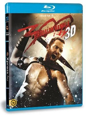 300: A birodalom hajnala (BD3D + BD) (Blu-ray)