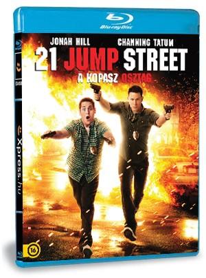 21 Jump Street - A kopasz osztag (Blu-ray)