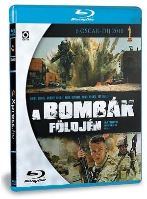 A bombák földjén (Blu-ray)