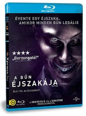 A bűn éjszakája (Blu-ray)