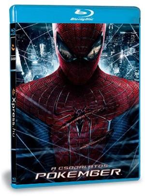 A csodálatos pókember (BD3D+BD) (Blu-ray)