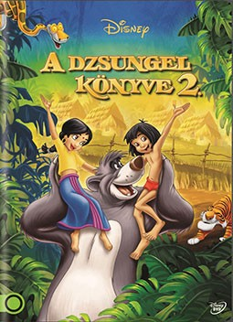 A dzsungel könyve 2. (új változat)