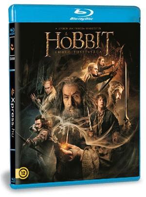 A hobbit - Smaug pusztasága (Blu-ray)