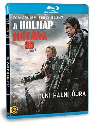 A holnap határa (BD3D+BD) (Blu-ray)