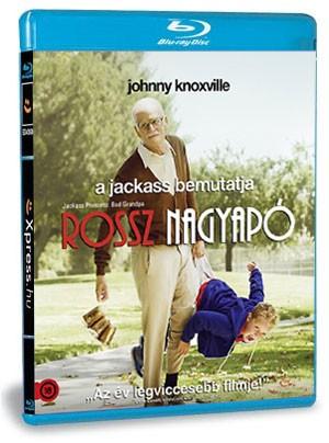 A Jackass bemutatja: Rossz nagyapó (Blu-ray)
