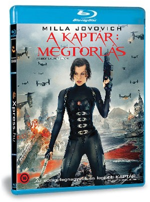 A kaptár: Megtorlás (Blu-ray)