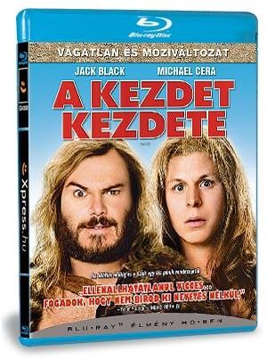 A kezdet kezdete (Blu-ray)