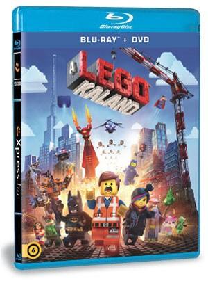 A LEGO kaland (BD+DVD) (Blu-ray)