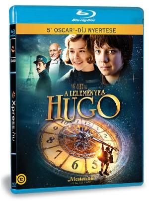A leleményes Hugo (Blu-ray)