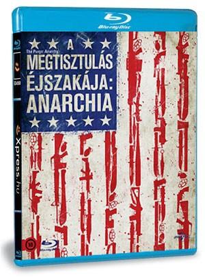 A megtisztulás éjszakája: Anarchia (Blu-ray)