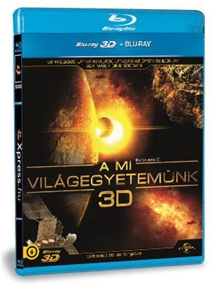 A mi világegyetemünk (BD3D) (Blu-ray)