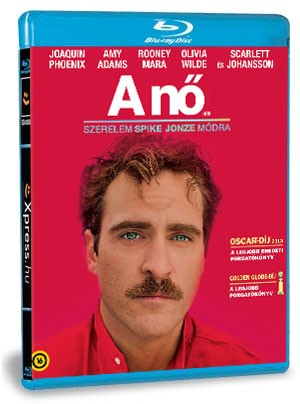 A nő (Blu-ray)