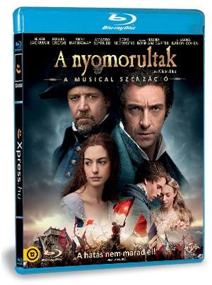 A nyomorultak (2012) (Blu-ray)