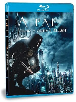 A pap - Háború a vámpírok ellen (Blu-ray)