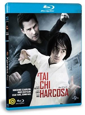 A Tai Chi harcosa (Blu-ray)