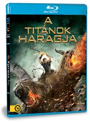 A titánok haragja 2D 3D (Blu-ray)