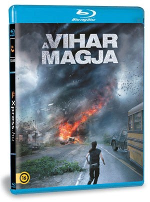 A vihar magja (Blu-ray)