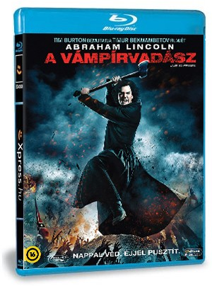 Abraham Lincoln, a vámpírvadász (Blu-ray)