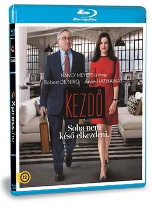 A kezdő (Blu-ray)