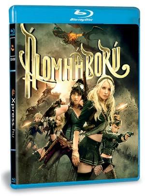 Álomháború (Blu-ray)