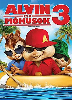 Alvin és a mókusok 3