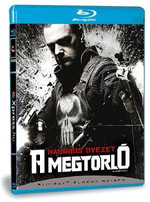 A Megtorló - Háborús övezet (Blu-ray)