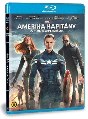 Amerika Kapitány - A Tél Katonája (Blu-ray) 3D