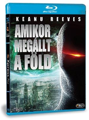 Amikor megállt a Föld (Blu-ray)