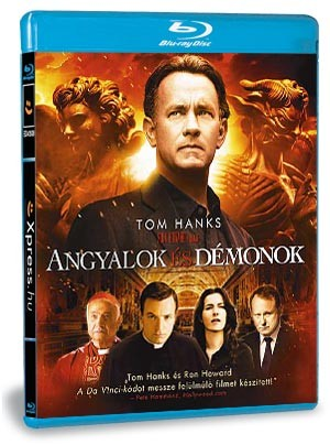 Angyalok és démonok (Blu-ray)