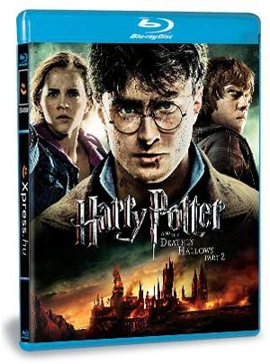 Harry Potter és a Halál Ereklyéi - 2 rész (Blu-ray)