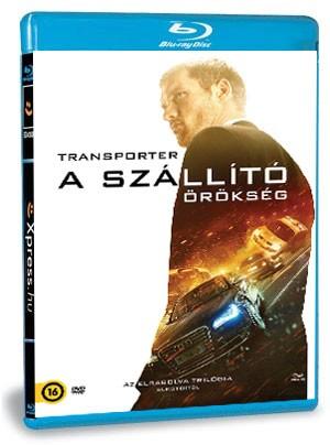 A szállító: Örökség (Blu-ray)