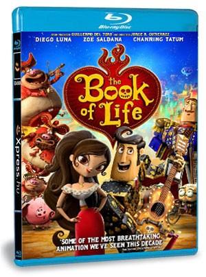 Az élet könyve (Blu-ray)