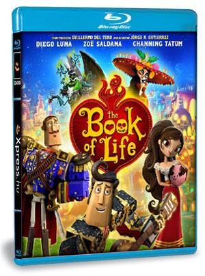 Az élet könyve (BD3D+BD) (Blu-ray)