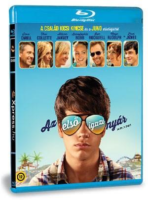 Az első igazi nyár (Blu-ray)