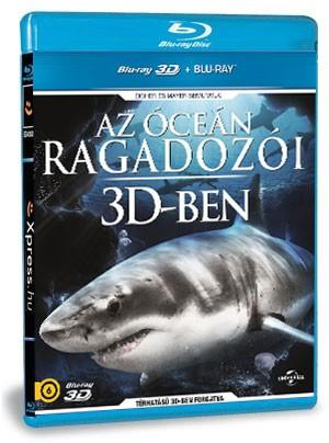 Az óceán ragadozói (BD3D) (Blu-ray)