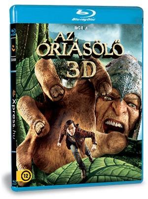 Az óriásölő 3D (Blu-ray)