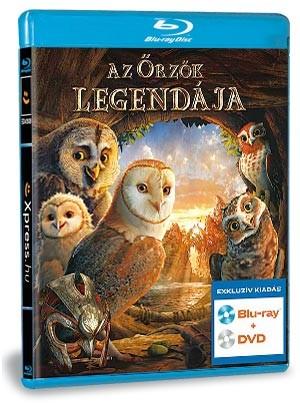 Az Őrzők legendája (Blu-ray)