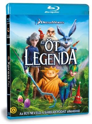 Az öt legenda (Blu-ray)