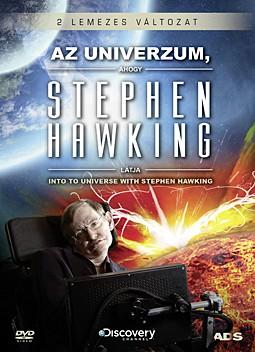 Az univerzum, ahogy Stephen Hawking látja (2 DVD)