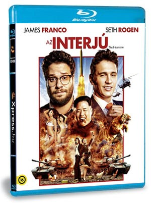 Az interjú (Blu-ray)