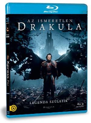 Az ismeretlen Drakula (Blu-ray)