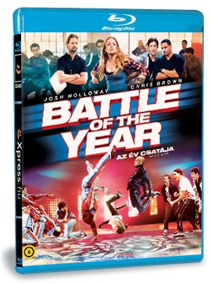 Battle of the Year - Az év csatája (Blu-ray) 3D