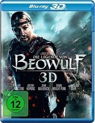 Beowulf - 3D (Blu-ray)