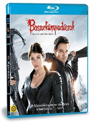 Boszorkányvadászok (Blu-ray)