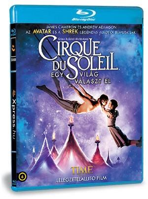 Cirque Du Soleil - Egy világ választ el (Blu-ray)