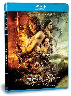 Conan, a barbár (2011 Blu-ray 3D)