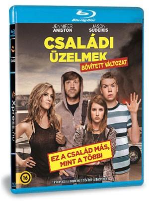Családi üzelmek (Blu-ray)