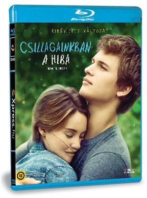 Csillagainkban a hiba (Blu-ray)