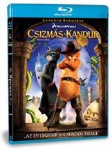 Csizmás, a kandúr 3D (Blu-ray)