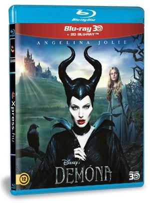 Demóna (BD3D+BD) (Blu-ray)